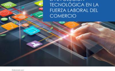 Lanzan estudio sobre impacto tecnológico en sector Comercio