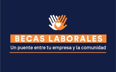 Inédita primera Licitación de Becas Laborales 100% online en el país