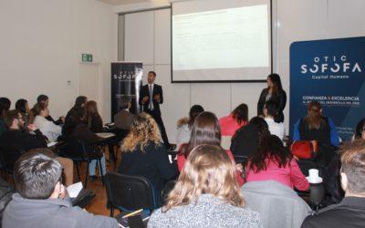 Agencia Metropolitana realiza charla que aborda el uso de la Franquicia Tributaria