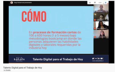 Clientes de OTIC SOFOFA conocen más de Talento Digital