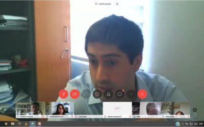 Masivo encuentro virtual para hablar de Ley de Inclusión
