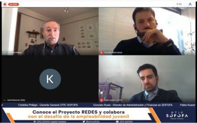 Proyecto REDES: vinculando formación técnica, empresas e intermediación laboral