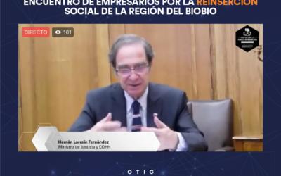 OTIC SOFOFA en Encuentro por la Reinserción en Región del Biobío